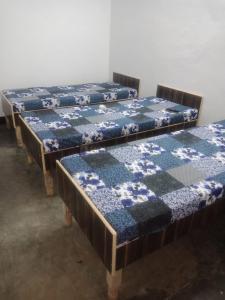 Bedroom Image of Aj PG in Sector 19