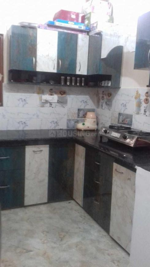 Kitchen Image of 1000 Sq.ft 2 BHK Independent House for buy in Gomti Nagar for 3500000