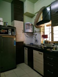 Kitchen Image of 3200 Sq.ft 4 BHK Apartment for rent in Vedic Sanjeeva Town Bungalows, New Town for 50000