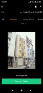 Gallery Cover Image of 600 Sq.ft 1 BHK Independent Floor for rent in Marathahalli for 10000