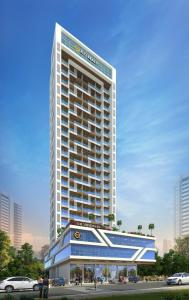 Gallery Cover Image of 1255 Sq.ft 2 BHK Apartment for buy in Kopar Khairane for 16000000