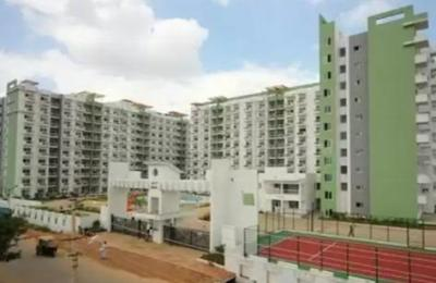 Gallery Cover Image of 1600 Sq.ft 3 BHK Apartment for rent in SJR Verity, Kasavanahalli for 23000