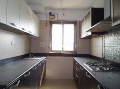 Gallery Cover Image of 1478 Sq.ft 3 BHK Apartment for rent in Kalpataru Aura, Ghatkopar West for 70000