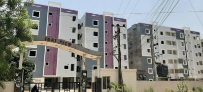 Gallery Cover Image of 1952 Sq.ft 3 BHK Apartment for buy in Bandlaguda Jagir for 8385000