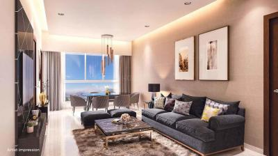 Gallery Cover Image of 493 Sq.ft 1 BHK Apartment for buy in Mahindra Vicino A3A4, Andheri East for 13400000