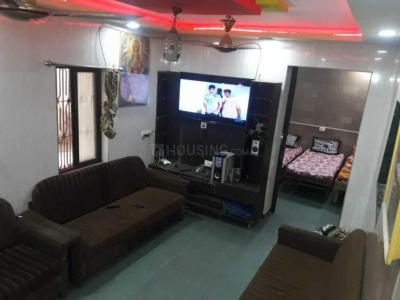 Living Room Image of Sunflower PG in Bodakdev