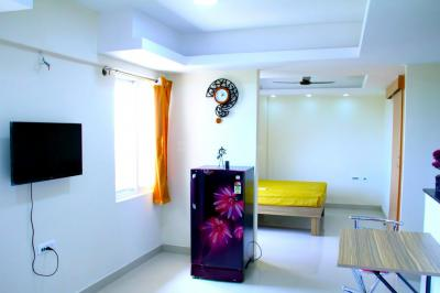 Gallery Cover Image of 250 Sq.ft 1 BHK Apartment for rent in Kattupakkam for 5500