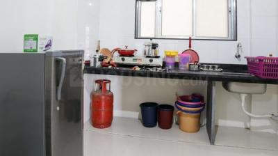 Kitchen Image of C 906, Whistling Meadows in Bavdhan