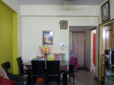 Gallery Cover Image of 750 Sq.ft 2 BHK Apartment for buy in New Town for 4100000