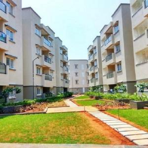 Gallery Cover Image of 1430 Sq.ft 3 BHK Apartment for buy in BSCPL Bollineni Hillside 2, Perumbakkam for 7148570