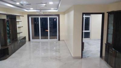 Gallery Cover Image of 2100 Sq.ft 3 BHK Apartment for rent in Toli Chowki for 40000