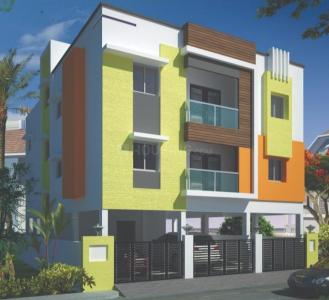 Gallery Cover Image of 1180 Sq.ft 3 BHK Apartment for buy in Madambakkam for 6840000