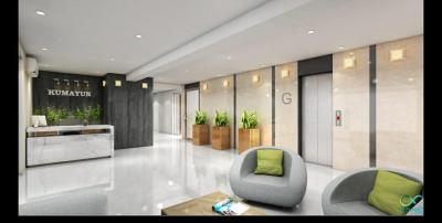 Gallery Cover Image of 627 Sq.ft 1 BHK Apartment for buy in Godrej Prakriti, Sodepur for 2633000