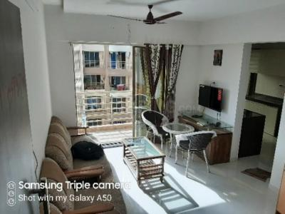 Gallery Cover Image of 670 Sq.ft 1 BHK Apartment for rent in Poonam Park View Phase I, Virar West for 12000