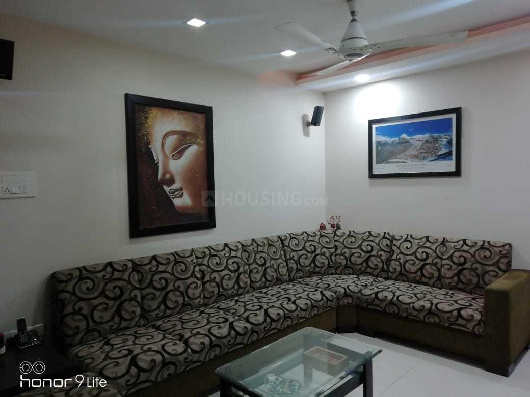 Living Room Image of 1750 Sq.ft 3 BHK Apartment for rent in Deccan Gymkhana for 60000