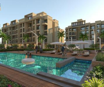 Gallery Cover Image of 944 Sq.ft 2 BHK Apartment for buy in Taloje for 4950000