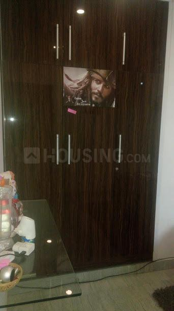 Bedroom Image of 825 Sq.ft 2 BHK Apartment for rent in Mandi for 18000