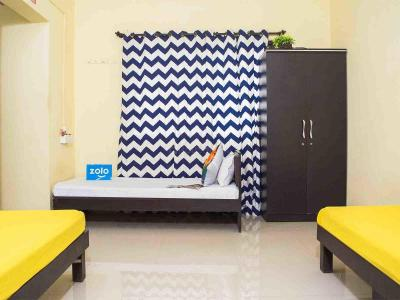 Bedroom Image of Zolo Riverrun in Hinjewadi
