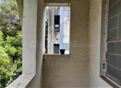 Balcony Image of 7 Yogini Apartment in Aundh