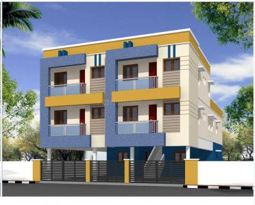 Gallery Cover Image of 710 Sq.ft 2 BHK Apartment for buy in Pammal for 3500000