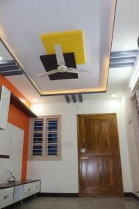 Gallery Cover Image of 450 Sq.ft 1 BHK Independent Floor for rent in R. T. Nagar for 10000