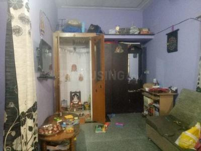 Gallery Cover Image of 800 Sq.ft 1 BHK Independent Floor for rent in Shanti Nagar for 16000