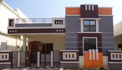 Gallery Cover Image of 650 Sq.ft 2 BHK Independent House for buy in Gerugambakkam for 3705000