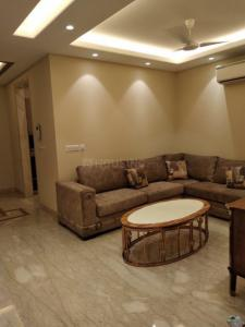 Gallery Cover Image of 2250 Sq.ft 3 BHK Independent Floor for rent in Greater Kailash for 70000