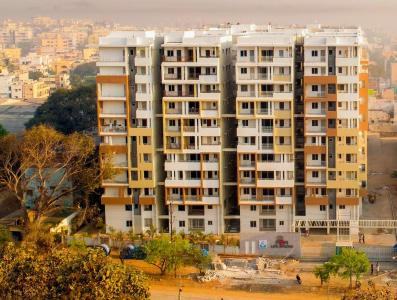 Gallery Cover Image of 1520 Sq.ft 3 BHK Apartment for buy in Balanagar for 7800000