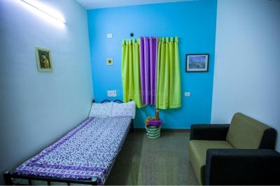 Bedroom Image of Allamanda PG in Nanmangalam