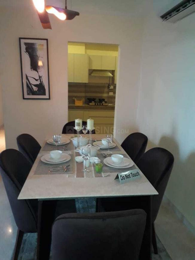 Dining Area Image of 1760 Sq.ft 3 BHK Apartment for buy in Sector 106 for 9000000