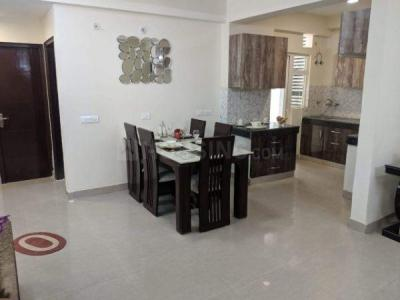 Gallery Cover Image of 1200 Sq.ft 2 BHK Apartment for rent in Paramount Symphony, Noida Extension for 8000