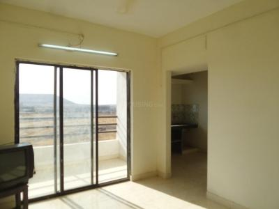 Gallery Cover Image of 550 Sq.ft 1 BHK Apartment for rent in Shiraswadi for 5000