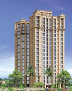 Gallery Cover Image of 1345 Sq.ft 3 BHK Apartment for buy in Rodas Enclave Woodville, Hiranandani Estate for 23000000