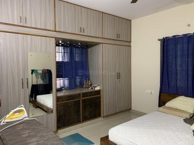 Gallery Cover Image of 2200 Sq.ft 2 BHK Apartment for rent in Murugeshpalya for 28000