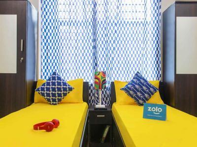 Bedroom Image of Zolo Hi Life in Hafeezpet