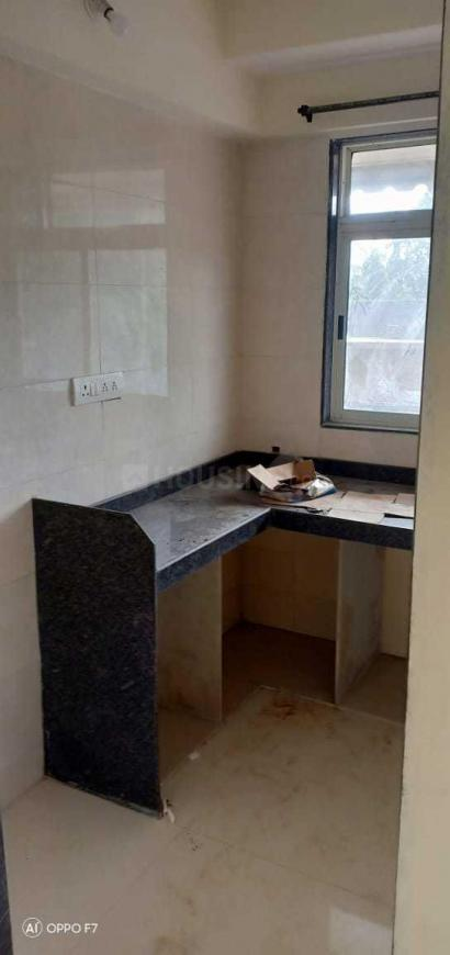 Kitchen Image of 700 Sq.ft 1 BHK Apartment for rent in Boisar for 6500