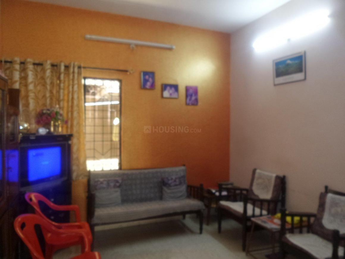 Living Room Image of 1400 Sq.ft 3 BHK Independent Floor for buy in Vijayanagar for 12000000