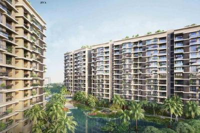 Gallery Cover Image of 2317 Sq.ft 4 BHK Apartment for buy in Tangra for 14100000