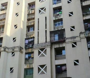 Gallery Cover Image of 595 Sq.ft 1 BHK Apartment for rent in Periwinkle Periwinkle CHS, Mira Road East for 12500