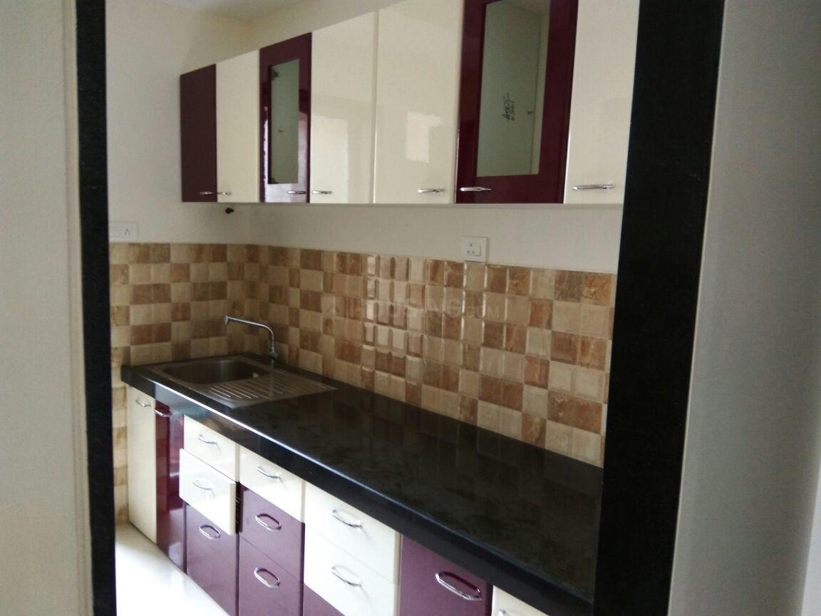 Kitchen Image of 1200 Sq.ft 2 BHK Apartment for rent in Jogeshwari East for 48000