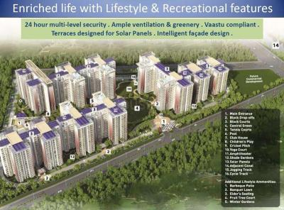 Gallery Cover Image of 2700 Sq.ft 4 BHK Apartment for buy in Hero Homes Phase 1, Model Town for 13055000