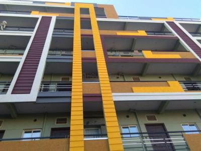 Gallery Cover Image of 600 Sq.ft 1 BHK Apartment for rent in Mahadevapura for 15000