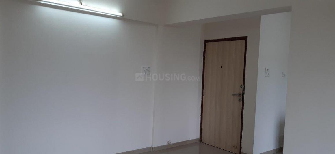 Living Room Image of 750 Sq.ft 1 BHK Apartment for rent in Goregaon East for 26000