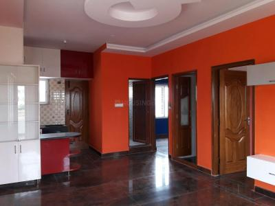 Gallery Cover Image of 1000 Sq.ft 2 BHK Apartment for rent in Class D Employees Housing Society Layout for 13000