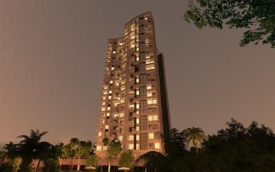 Gallery Cover Image of 1260 Sq.ft 2 BHK Apartment for buy in Twin Vaastu Imperial Wing A, Ravet for 7700000