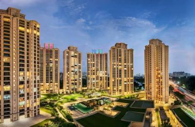 Gallery Cover Image of 600 Sq.ft 1 BHK Apartment for buy in One Hiranandani Park, Thane West for 10700000