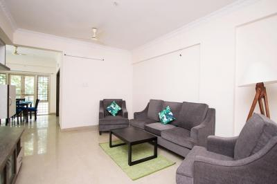 Gallery Cover Image of 1000 Sq.ft 2 BHK Apartment for rent in Whitefield for 25000