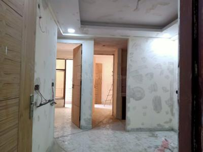 Gallery Cover Image of 820 Sq.ft 3 BHK Independent Floor for buy in Khanpur for 4300000