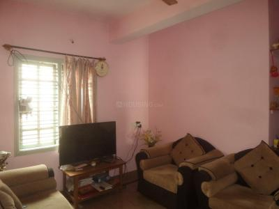 Gallery Cover Image of 1200 Sq.ft 2 BHK Apartment for rent in Nagarbhavi for 15000